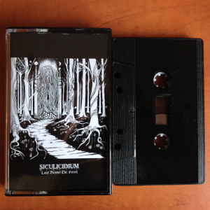 "SICULICIDIUM - ""Land Beyond The Forest"" cassette 2017"