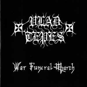 Vlad Tepes ‎– War Funeral March CD 2013