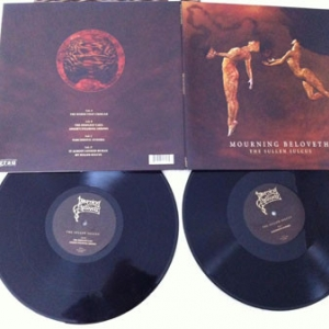 Mourning Beloveth - The Sullen Sulcus 2LP 2013