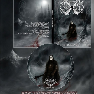 Elffor ‎– Into The Dark Forest A5-digiCD 2012