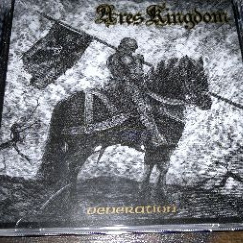 Ares Kingdom - Veneration CD 2013