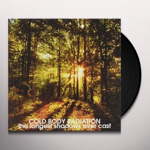 "Cold Body Radiation ‎– The Longest Shadows Ever Cast 7"" EP 2013"