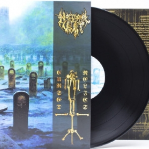 "Nocturnal Vomit ‎– Cursed Relics 12"" LP 2012"