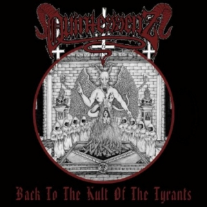Quintessenz ‎– Back To The Kult Of The Tyrants CD 2013