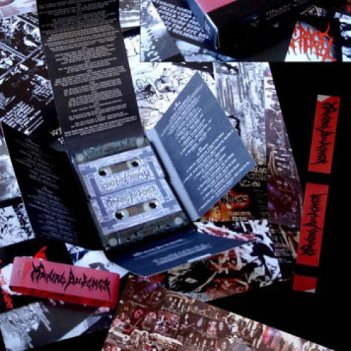 Maniac Butcher ‎– The Best Of / A Tribute To Maniac Butcher 2 × Cassette 2008