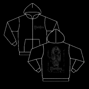 MORTIFERA - Japan Tour 2016 ZIP Hooded