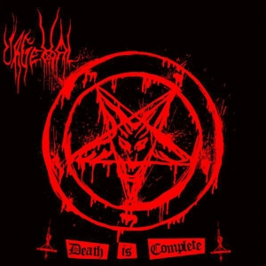 "Urgehal ‎– Death Is Complete 7"" EP 2011"