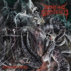 Drawn And Quartered ‎– Feeding Hell's Furnace CD 2017
