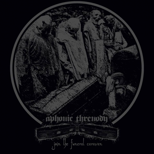 "Aphonic Threnody ‎– First Funeral 12"" LP 2013"