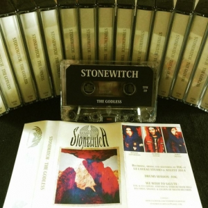 Stonewitch ‎– The Godless cassette 2015