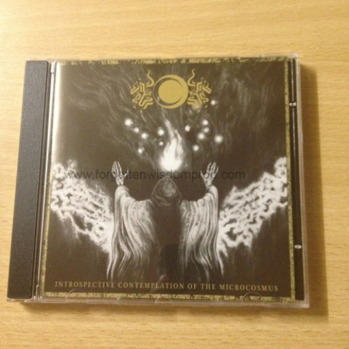 Hadit – Introspective Contemplation Of The Microcosmus CD 2016