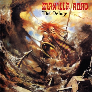 Manilla Road ‎– The Deluge CD 2011