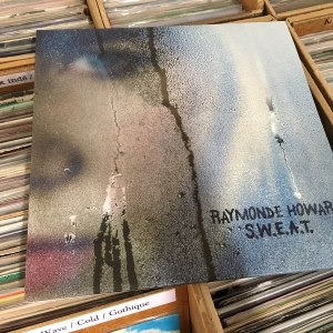 "Raymonde Howard ‎– S.W.E.A.T. 12"" LP 2017"