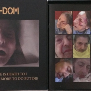 "Con-Dom ‎– How Welcome Is Death To I Who Have Nothing More To Do But Die boxset 2 x 12"" LP 2016"