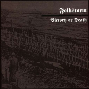 Folkstorm ‎– Victory Or Death CD 2009
