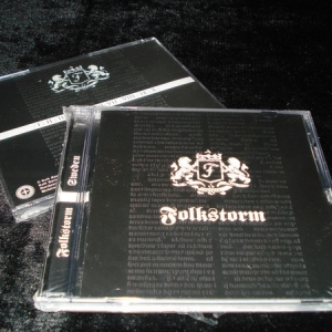 Folkstorm ‎– Sweden CD 2009