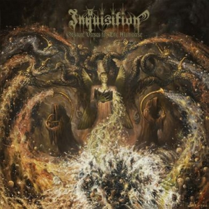 Inquisition ‎– Obscure Verses For The Multiverse CD 2013