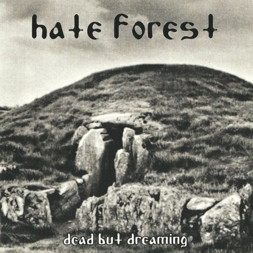 Hate Forest ‎– Dead But Dreaming CD 2009