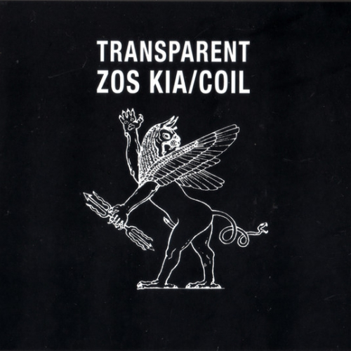 Zos Kia / Coil ‎– Transparent digiCD 2017