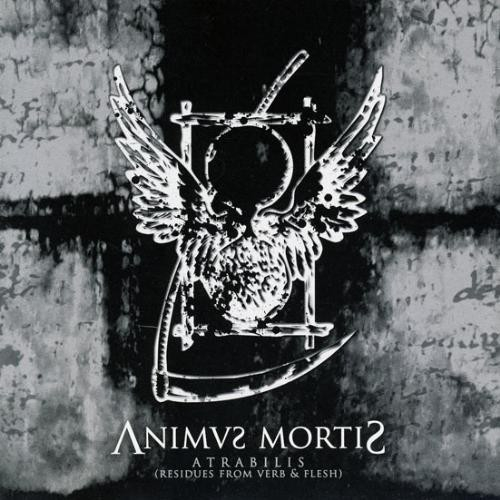 Animus Mortis ‎– Atrabilis (Residues From Verb & Flesh) CD 2011