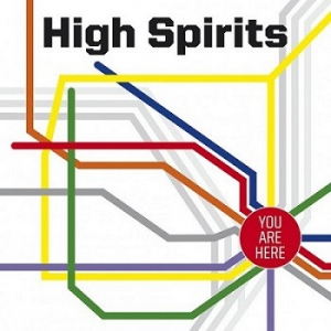 High Spirits ‎– You Are Here CD 2014