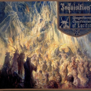Inquisition ‎– Magnificent Glorification Of Lucifer digiCD 2015
