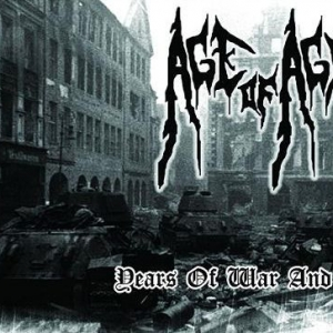 Age Of Agony ‎– Years Of War And Hate cassette 2011