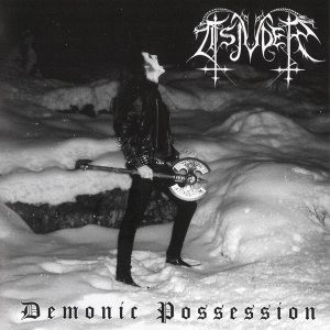 Tsjuder ‎– Demonic Possession CD 2005