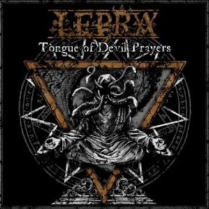Lepra ‎– Tongue Of Devil Prayers CD 2014
