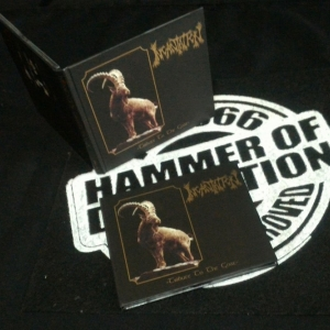 Incantation ‎– Tribute To The Goat digibook CD 2016