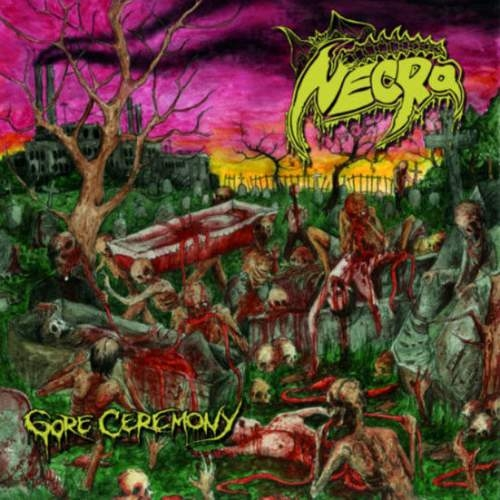 Necro ‎– Gore Ceremony CD 2011