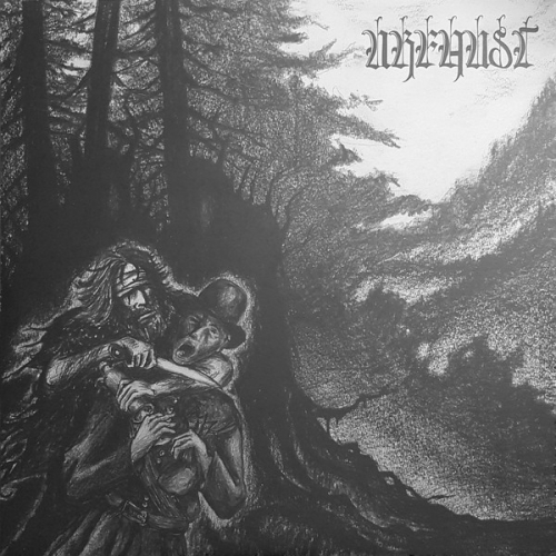 "Urfaust ‎– Ritual Music For The True Clochard 2 x 12"" LP 2015"
