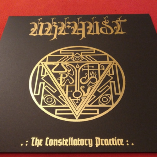 "Urfaust ‎– The Constellatory Practice 12"" LP + CD 2018"