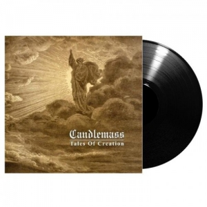 "Candlemass ‎– Tales Of Creation 12"" LP 1989/2013"