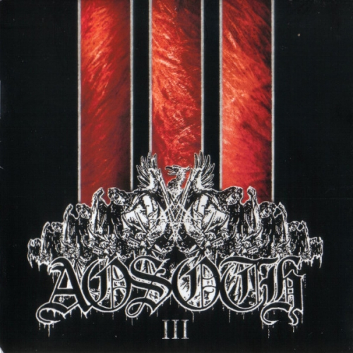 Aosoth ‎– III (Violence And Variations) CD 2011