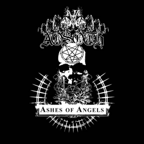 "Aosoth ‎– Ashes Of Angels 12"" LP 2013"