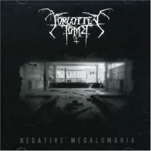Forgotten Tomb ‎– Negative Megalomania CD 2007