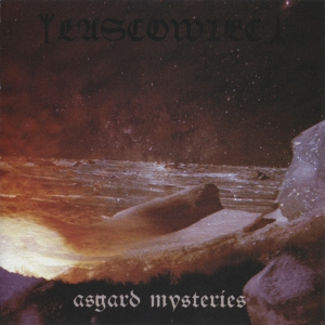 Lascowiec ‎– Asgard Mysteries CD 2008