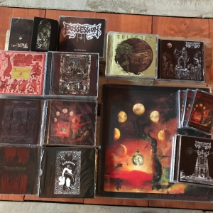 New releases from Invictus Productions in stock now!