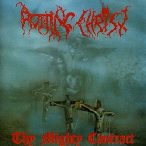 Rotting Christ ‎– Thy Mighty Contract CD 1993/2013