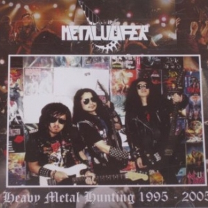 Metalucifer ‎– Heavy Metal Hunting 1995-2005 CD 2016