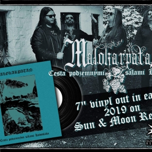 Malokarpatan with Sun ‎& Moon Records