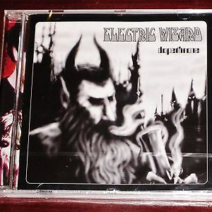 Electric Wizard ‎– Dopethrone CD 2017