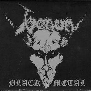 Venom ‎– Black Metal digiCD 2016