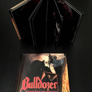 Bulldozer ‎– The Day Of Wrath & The Exorcism digibook CD 2017