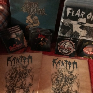Essential releases from F.O.A.D. Records in stock!