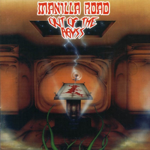 Manilla Road ‎– Out Of The Abyss CD 2014