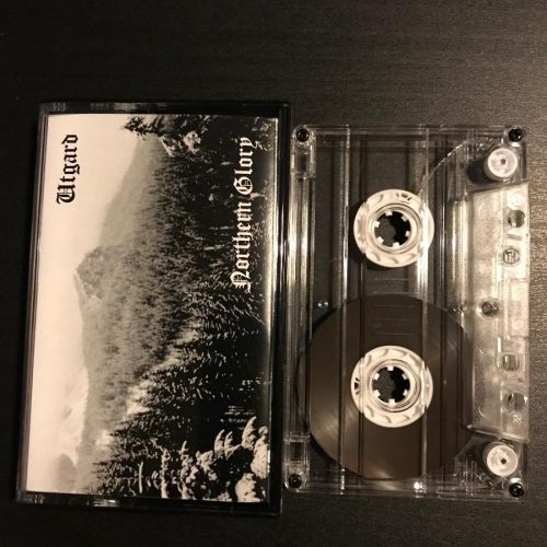 Utgard ‎– Northern Glory cassette 2003
