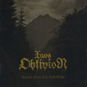 Xaos Oblivion ‎– Rituals From The Cold Grave CD 2015