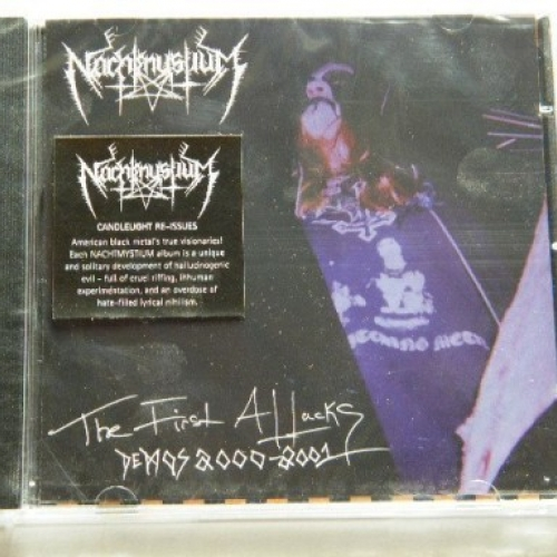 Nachtmystium ‎– First Attacks: Demos 2000 - 2001 CD 2008